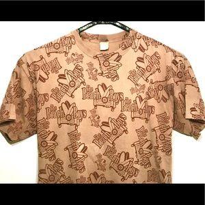 Vintage Beach Boys T Shirt 1997 All Over Print XL